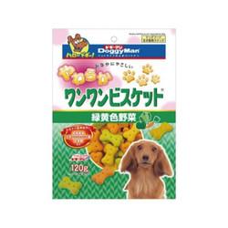 4976555822809DM犬用野菜消臭軟餅乾120g