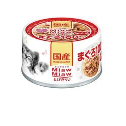 45182570樂妙喵1號-鮪魚60g-罐(24/箱)