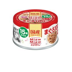 45182617樂妙喵7號15歲鮪魚60g-罐(24/箱)