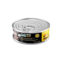 067714102024紐頓I12體重控制貓雞肉豌豆主食湯罐156G