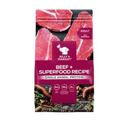 4712893358538比利瑪格成犬-生鮮牛肉配方454g