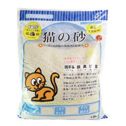 4712070034002(礦)貓之砂-茉莉薰香(細)10L