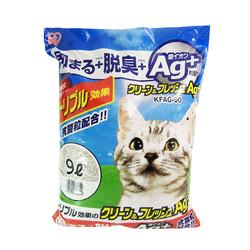 4905009763719(礦)抗菌貓砂9L KFAG-90-763719