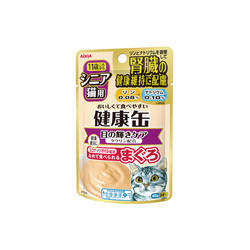 4571104716709健康(貓)11號軟包-眼睛40g