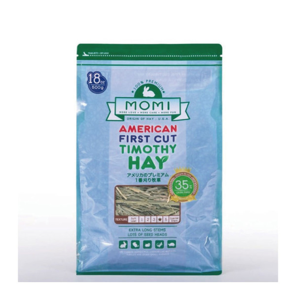 摩米美圉第一割級提摩西草0.5kg 4897026560016