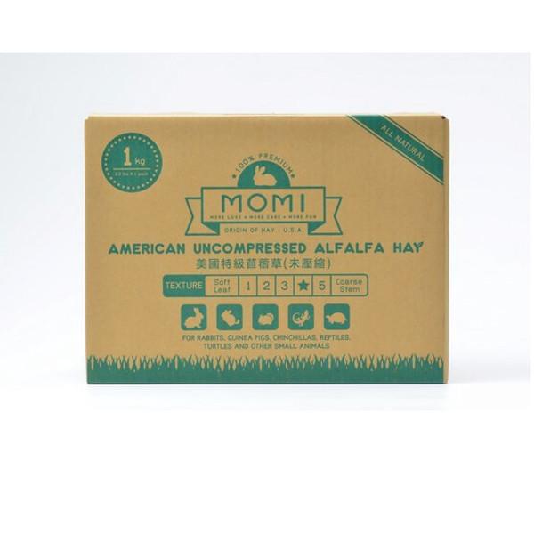 【摩米 MOMI】苜蓿草1kg