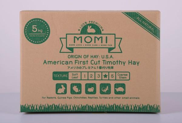 摩米美國特級第一割提摩西草5公斤 4897026560047