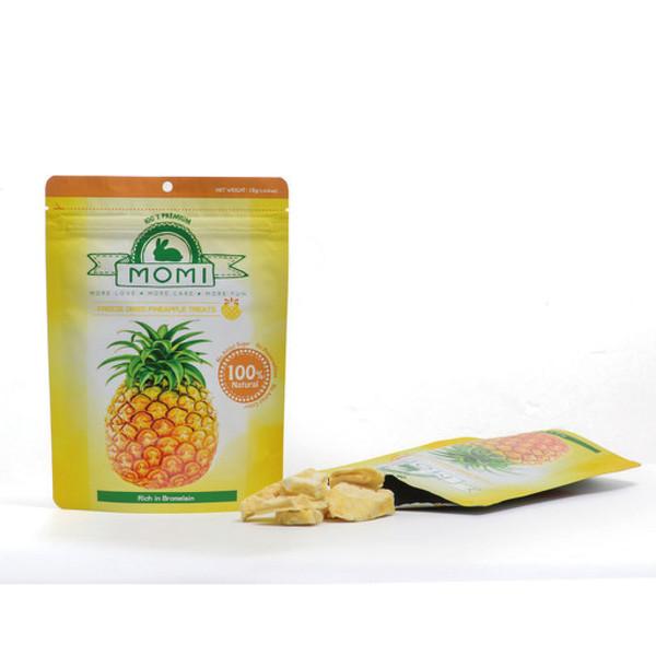 摩米凍乾鳳梨小食15g 4897026560351