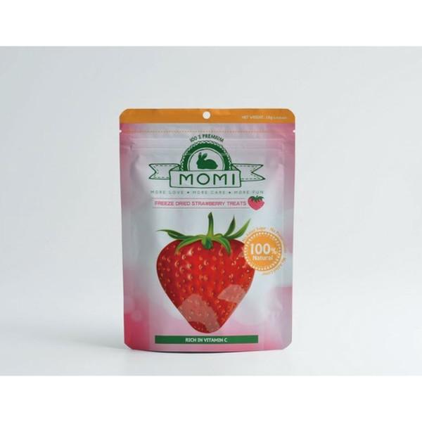摩米凍乾草莓小食15g-BERRY 4897026560375