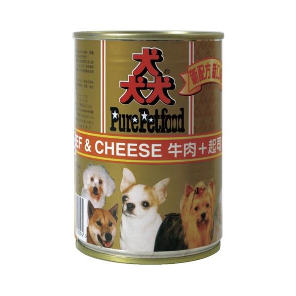 4717347000094猋罐頭-牛+起士385g-罐(24/箱)