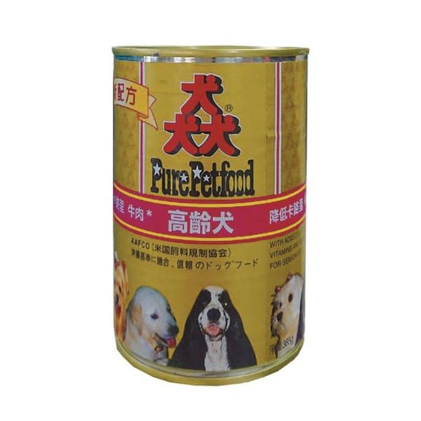 4717347000186猋罐頭-老犬400g -罐(24/箱)