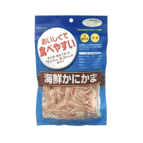 4513441320355日本藍海鮮蟹肉絲60G