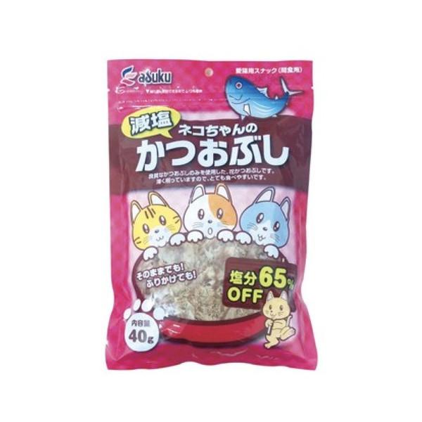 【ASUKU】減鹽柴魚花40g