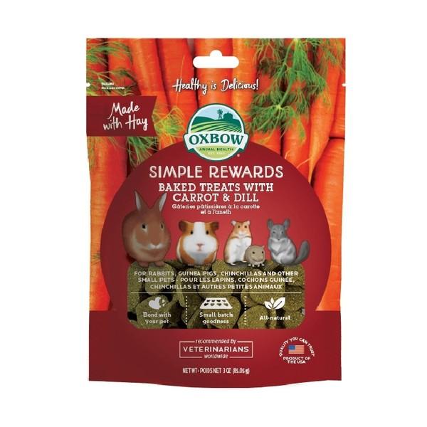 【OXBOW】輕食美味系列紅蘿蔔時蘿85g