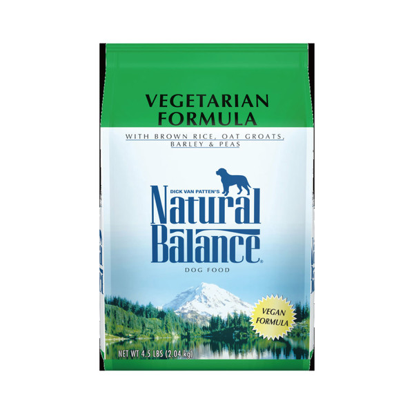 【Natural Balance】低敏全素蔬菜成犬配方5lb