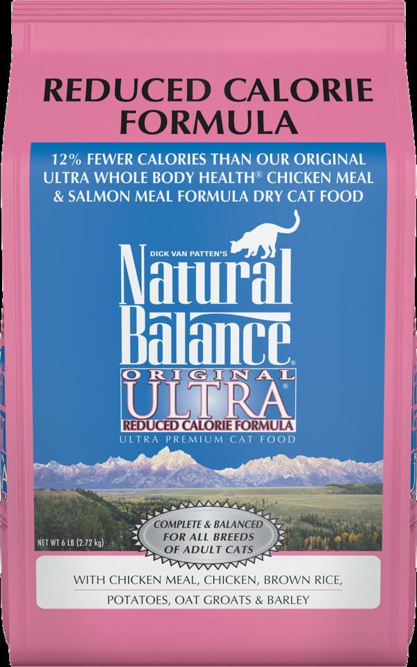 【Natural Balance】特級成貓低卡調理配方6lb/特級田園全齡貓配方6lb