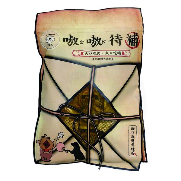 4716609691681嗷嗷待哺-好口氣蕎麥綠茶60g