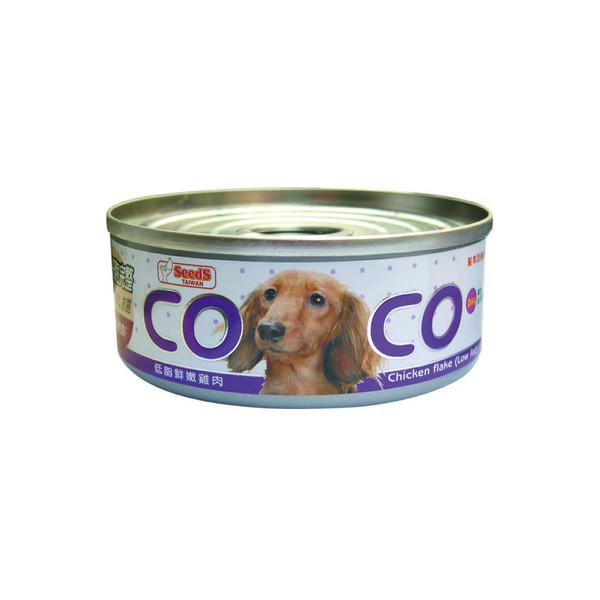 CoCo機能狗(低脂鮮嫩雞肉)80g-罐(24/箱)v4719865822264