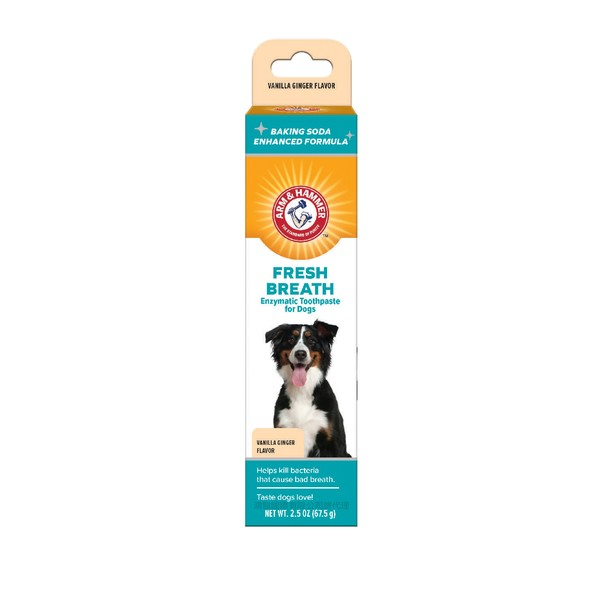 742797764085ARM & HAMMER 犬用酵素牙膏(抗敏)