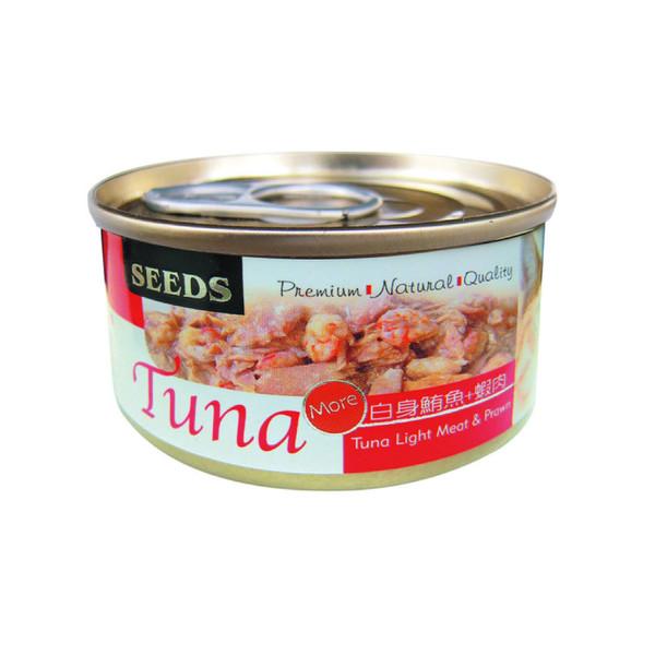 TUNA愛貓(白身鮪魚+蝦肉)70g-罐(24/箱) 4719865826446
