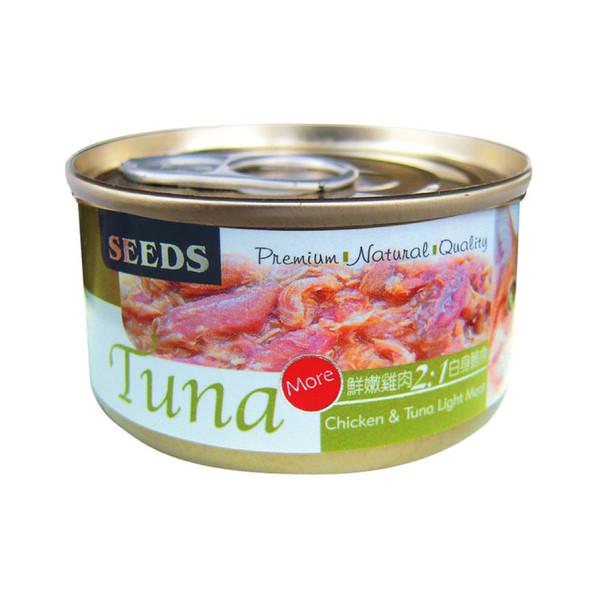 TUNA愛貓(雞肉+白身鮪魚)70g-罐(24/箱) 4719865826477