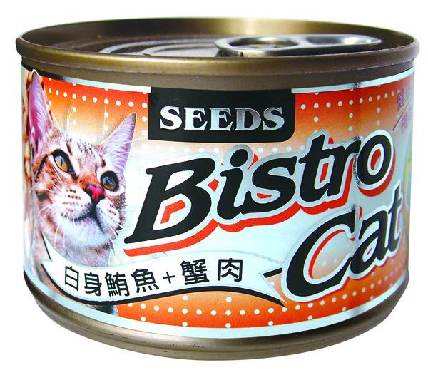 4719865826873特級銀貓大罐白身鮪魚+蟹肉170g-罐(24/箱)