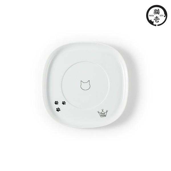 【貓壱 Necoichi】快樂食光專用餐盤(單/雙)