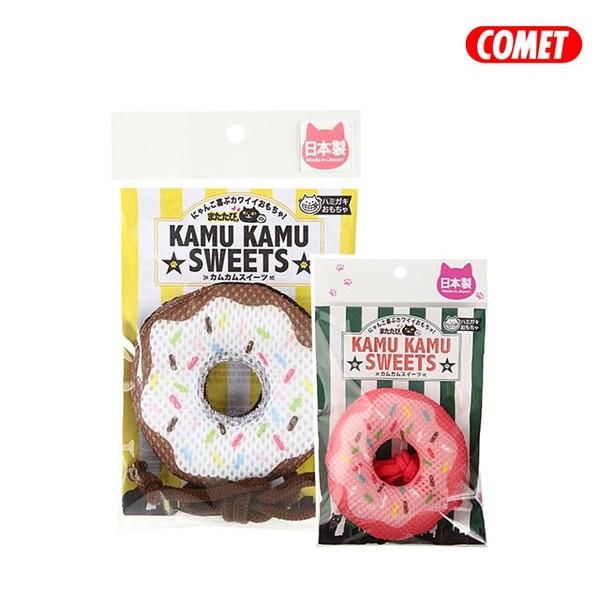 4971453055601Comet來刷牙2-甜甜圈(草莓)