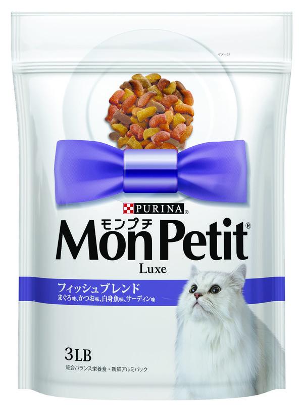 4710498993017貓倍麗乾糧(紫) 成貓鮮魚什錦450g