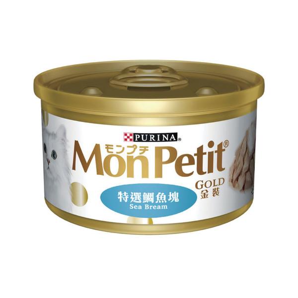 45015427貓倍麗金罐 極品鮪魚真鯛 85g