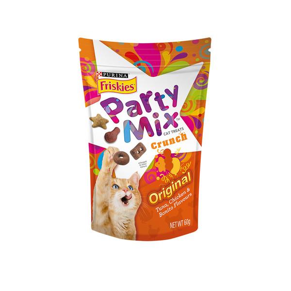 【喜躍 PartyMix】香酥餅60g 共5種口味