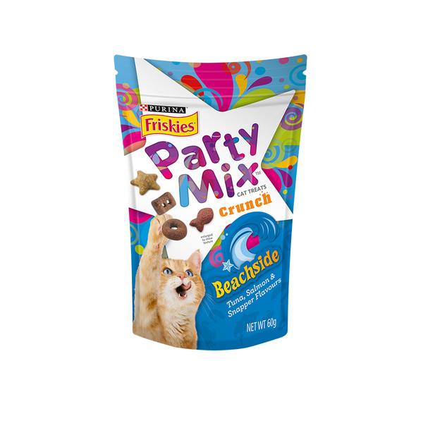 8850125071520喜躍PartyMix海洋鮮味香酥餅60g