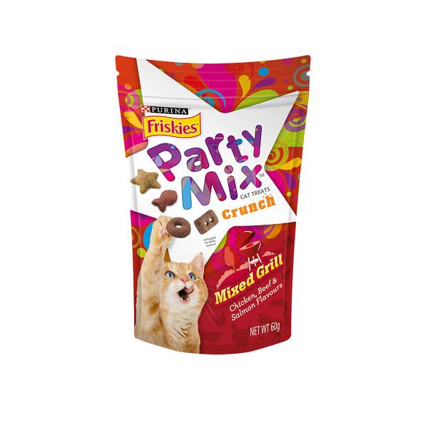 8850125071506喜躍PartyMix炙燒烤肉香酥餅60g