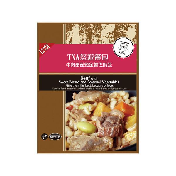 4716609692244102牛肉番茄燉金薯佐時蔬(150g)
