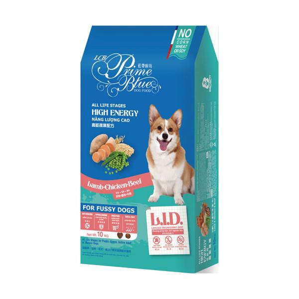 藍帶廚坊(犬)高能挑嘴狗三鮮1.4kg 4712013806567