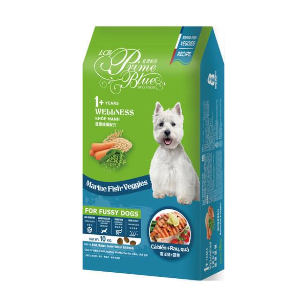 【藍帶廚坊】(犬)健康挑嘴狗海鮮魚肉蔬果1.5kg/10kg
