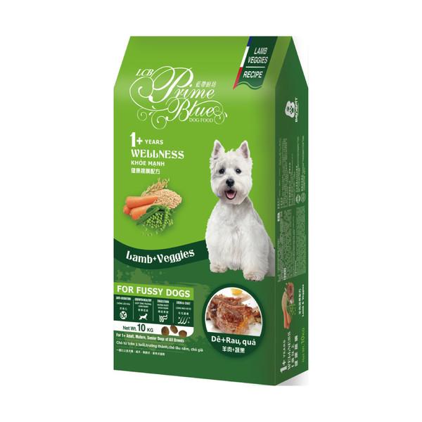 【藍帶廚坊】(犬)健康挑嘴狗羊肉蔬果1.5kg/10kg