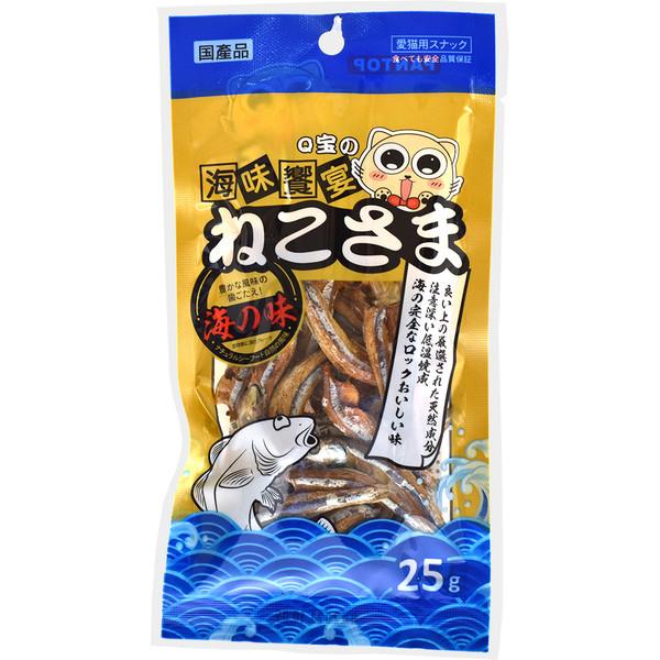 4712257325633(E)PANTOP海味饗宴-低鹽小魚乾25g