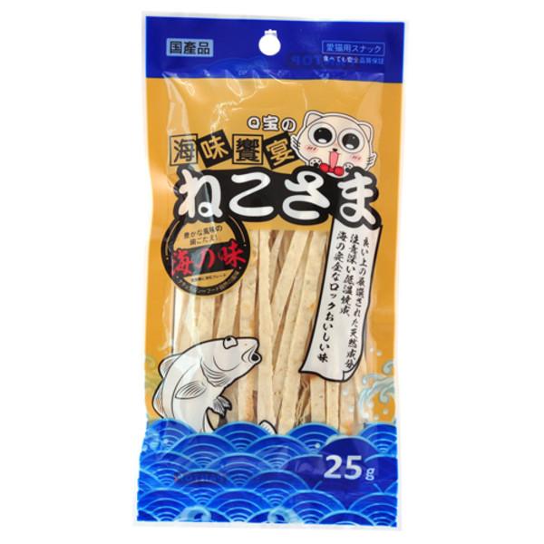 【PANTOP邦比】海味饗宴-炙燒鱈魚香片30g