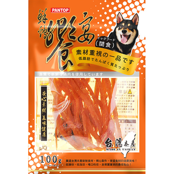 4712257323707鮮雞饗宴雞小胸肉條(100g)