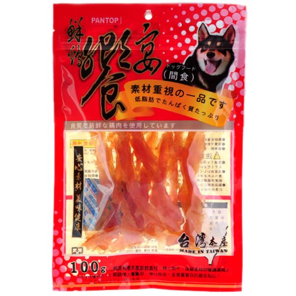 【PANTOP邦比】鮮雞饗宴煙燻100g-共四種