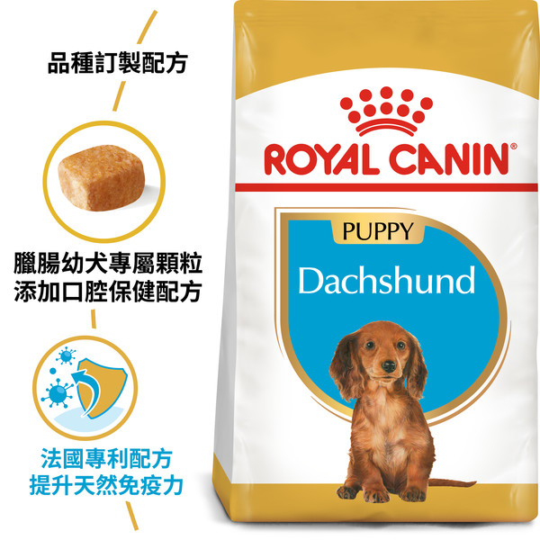 【法國皇家 ROYAL CANIN】PRDJ30/DSP臘腸幼犬1.5KG