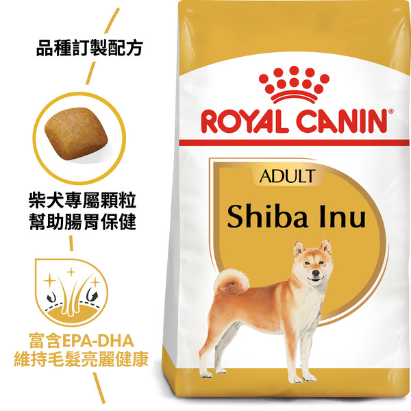 【法國皇家 ROYAL CANIN】S26柴犬成犬4KG