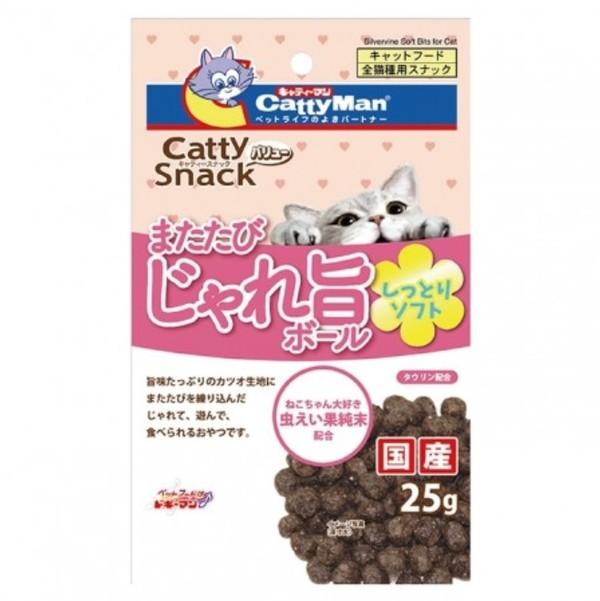 【CattyMan】貓用木天蓼零食25g