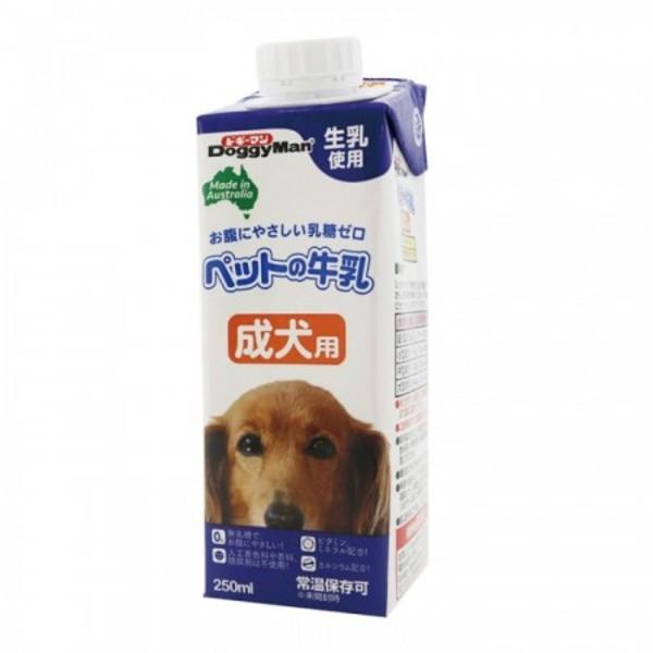 【DoggyMan】犬專用牛奶(成犬) (250ml/1000ml)