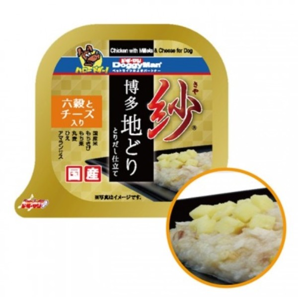 4974926010534DM(犬)紗餐盒雞+起士100g