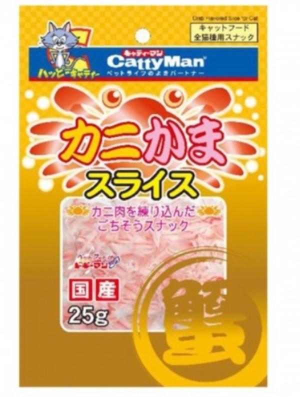 【即期促銷】CattyMan 貓用零食絲25g 共三種口味