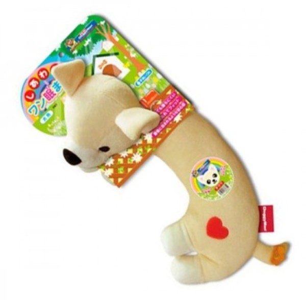 4976555878752DM犬用可愛動物抱枕-吉娃娃