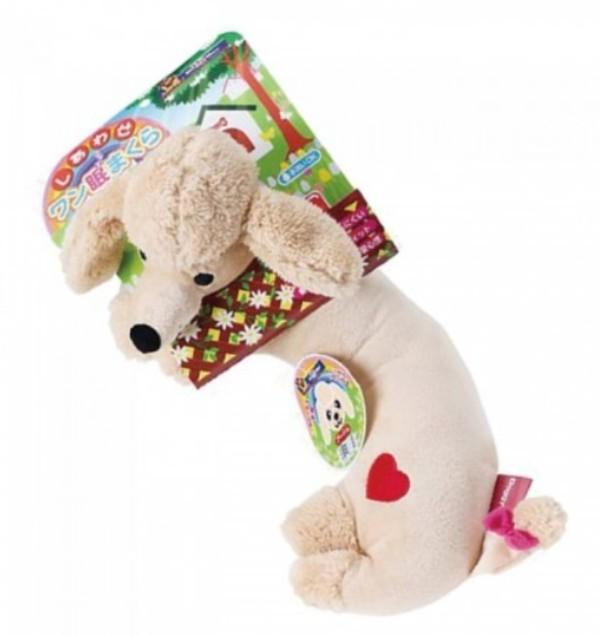 4976555878769DM犬用可愛動物抱枕-小貴賓