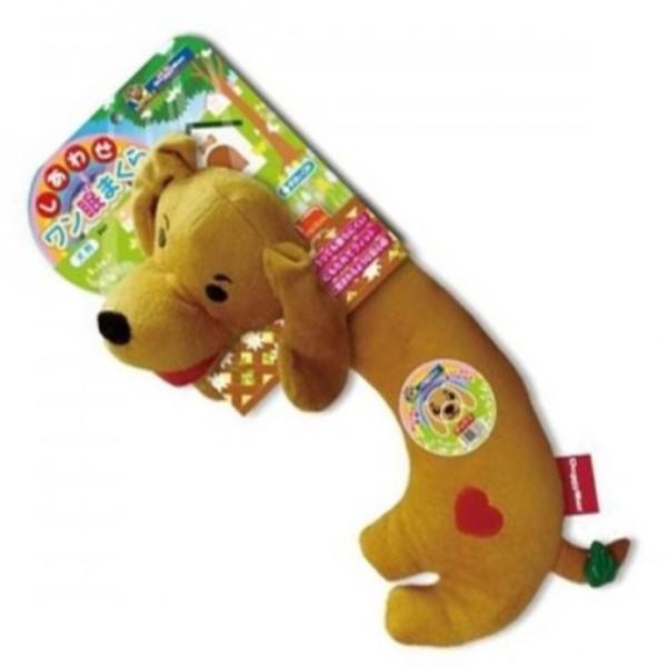 4976555878776DM犬用可愛動物抱枕-小臘腸